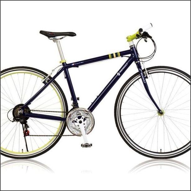 クロスバイク RENAULT AL CRB7021 N 700C ALクロスバイク (ネイビー) ルノー