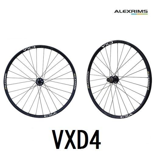 ALEXRIMS(アレックスリムズ)VXD4 ホイール組(送料無料) |820510-12