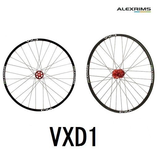 ALEXRIMS(アレックスリムズ) VXD1 ホイール組(送料無料) |820508-09