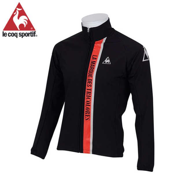 ルコック デベース3Lジャケット (ブラック) (Lサイズ) (QC-840463 BLK) メンズ サイクル ウェア le coq sportif MEN'S 02P03Dec16