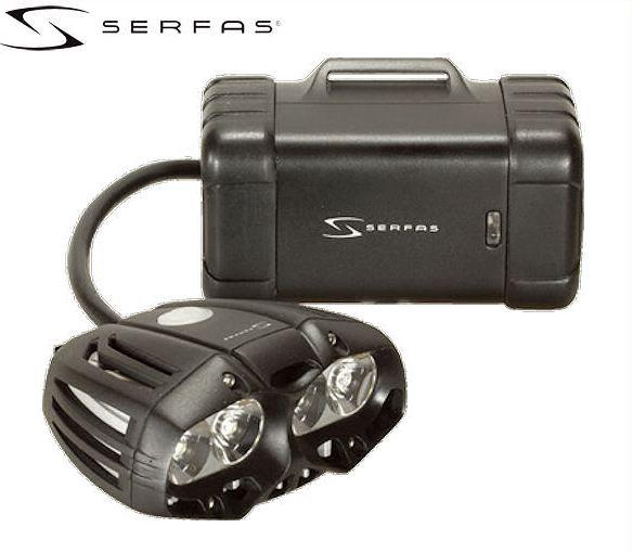 サーファス TSL-2500 (028975) ブラック SERFAS フロントライト 02P03Dec16