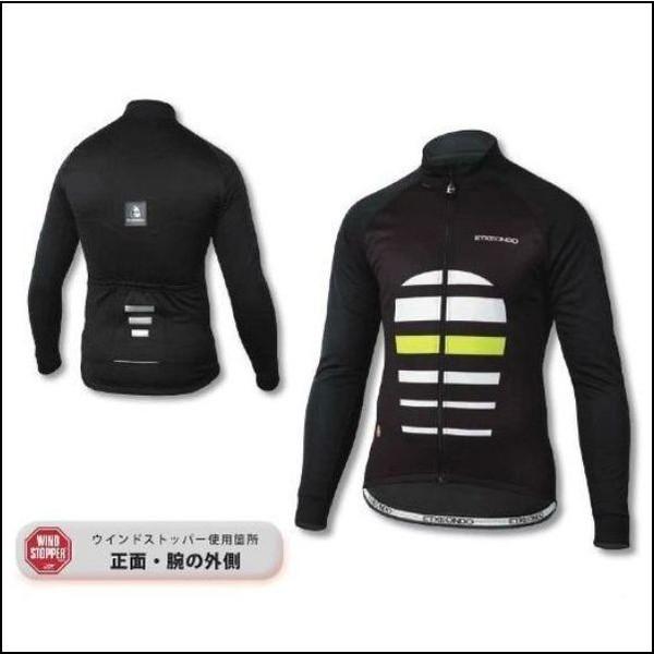 エチェオンド エルドゥ ウィンタージャケット Mサイズ (ブラック) 秋冬モデル ETXEONDO ELDU メンズ サイクル ウェア Mens 02P03Dec16