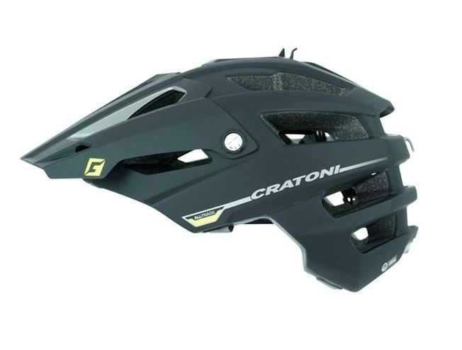 【在庫あり】 CRATONI/ クラトーニ TRACK/ ALL TRACK rubber オールトラック/ Black-anthracite CRATONI rubber (サイクルヘルメット) 02P03Dec16, 国富町:8ca78b2f --- canoncity.azurewebsites.net
