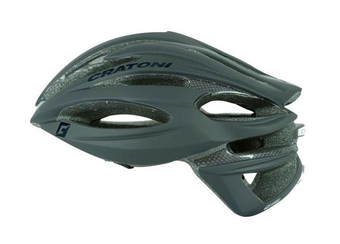 CRATONI / クラトーニ / C-SHOT シーショット / Black rubber (サイクルヘルメット) 02P03Dec16