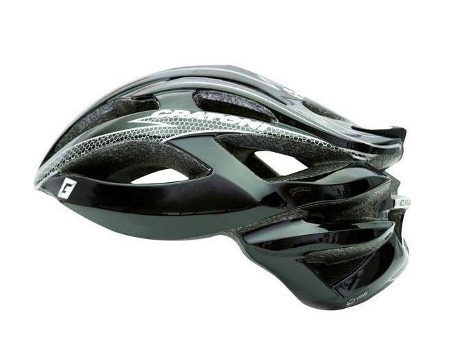 CRATONI / クラトーニ / C-BOLT シーボルト / Black-silver glossy (サイクルヘルメット) 02P03Dec16