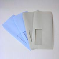 [弥生対応] 特別サイズ窓付き封筒 (裏側シール付)【200枚】