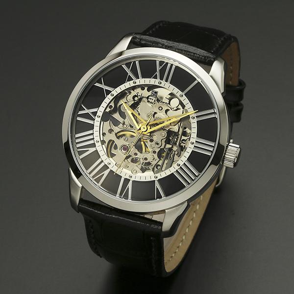 腕時計【Salvatore Marra】サルバトーレマーラ SM16101-SSBK