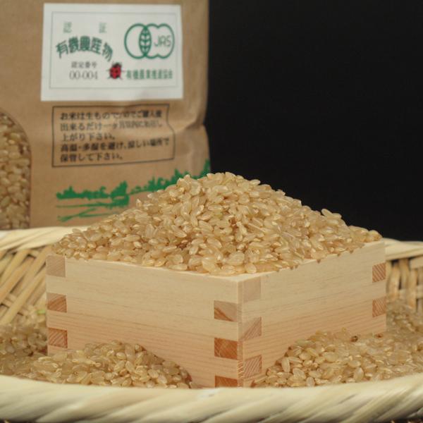 名人細矢さんがアイガモと作る最上級 南魚沼産 有機JAS コシヒカリ 玄米 30kg 【令和元年産特A米】
