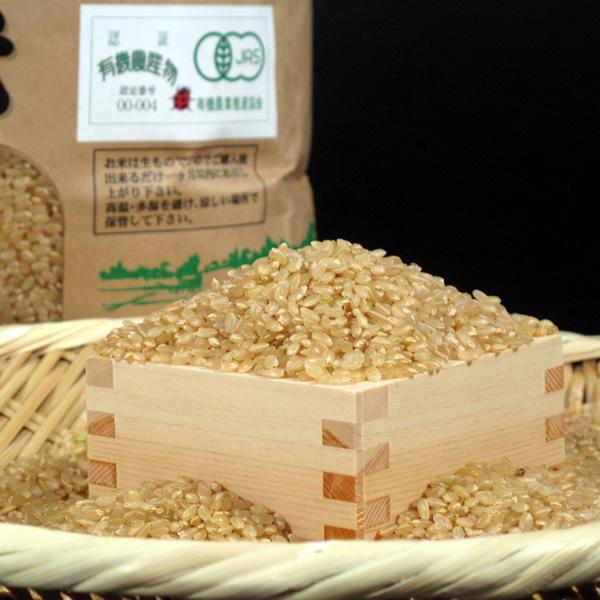 米食味コンクールで金賞を受賞した渡部さんの杭掛け天日干しJAS有機栽培 つや姫 玄米 30kg 【令和元年産特A米】