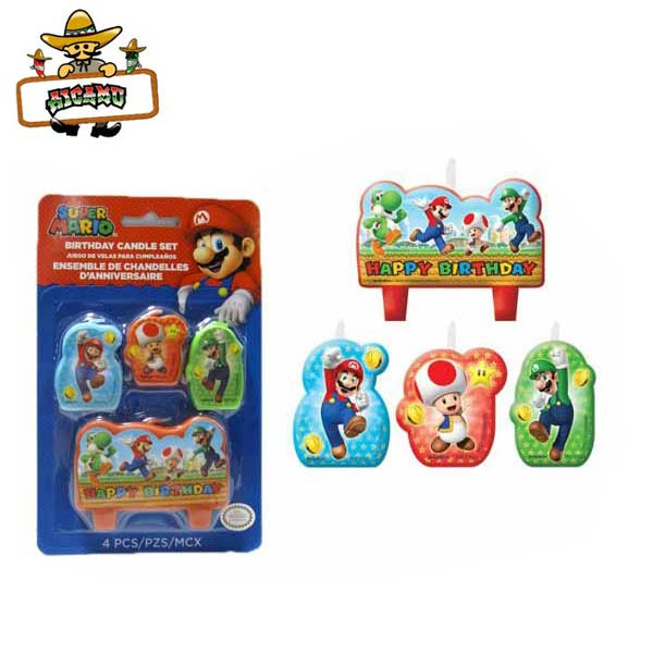 Pleasing Auc Aicamu To Super Mario Goods Mario Birthday Cake Decoration Funny Birthday Cards Online Fluifree Goldxyz