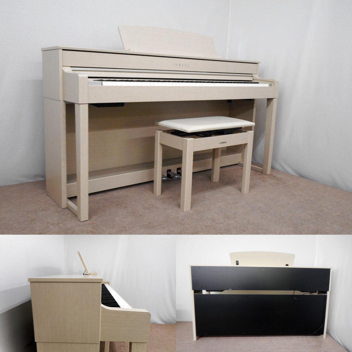 【112539】【送料込】【中古】 ヤマハ 2014年 電子ピアノ CLP-545WA クラビノーバ
