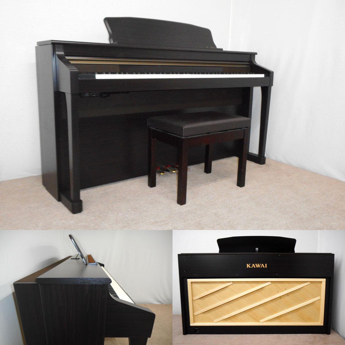 【111312】KAWAI 12年 電子ピアノ CA9500GP