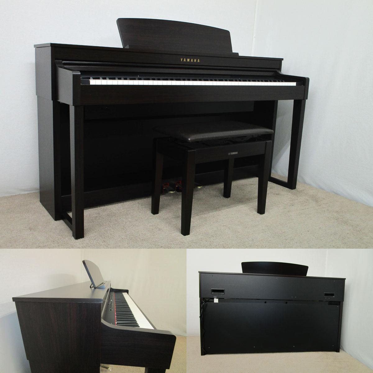 【114138】【送料無料】【中古】ヤマハ 2011年 電子ピアノ CLP-470R クラビノーバ