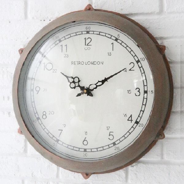 【86時間限定!エントリーで最大ポイント4倍】掛け時計 スフィア・タッククロック  co-kw-22