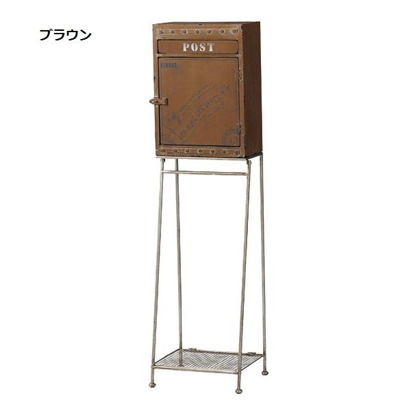 スチールポスト(脚部付き) pa-01-08