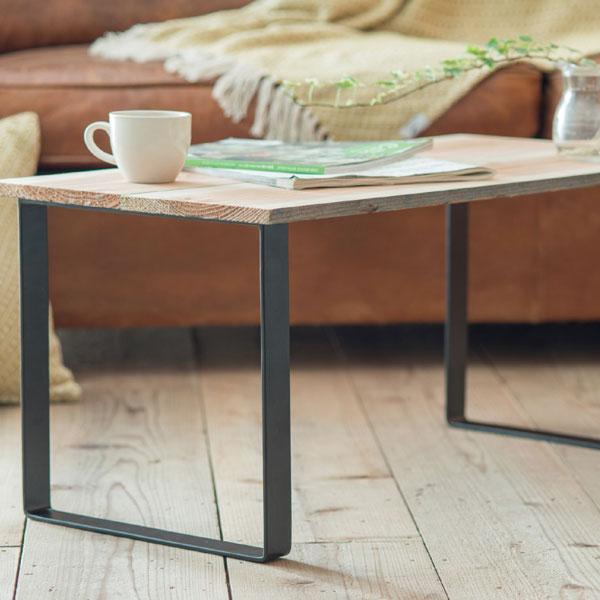 テーブルレッグ ブラック  po-63558
