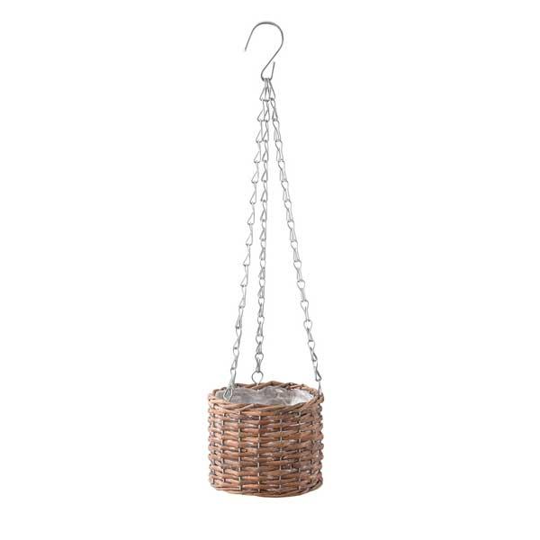 プランターカバー カバー 超激得SALE 鉢植え ハンギング お気にいる 吊るす ポットS po-11616 バスケット