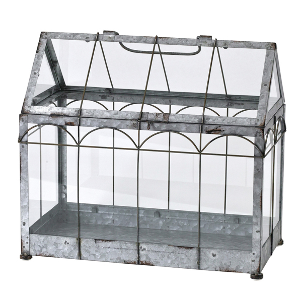 【メーカー直送】【代引き不可】SCANDINAVIAN ガラステラリウム Lサイズ  sp-fjgk2963