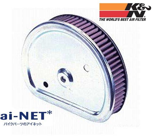 19年6月下旬入荷 【セール特価】【K&N[ケイアンドエヌ]】[エアフィルター][エアエレメント] 【HD[ハーレー] EVO FI車 [96-98]】【HD-1395】[純正交換]タイプ [リプレイスメント]フィルター