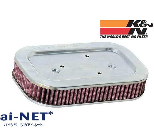 【セール特価】【K&N[ケイアンドエヌ]】[エアフィルター][エアエレメント] 【HD[ハーレー] XL883R/L/C スポーツスター [04-13]】【HD-8834】[純正交換]タイプ [リプレイスメント]フィルター