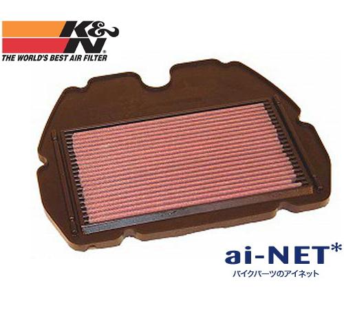 【セール特価】【K&N[ケイアンドエヌ]】[エアフィルター][エアエレメント] 【CBR600F2['91-'94]】【HA-6091】[純正交換]タイプ [リプレイスメント]フィルター
