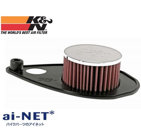 【セール特価】【K&N[ケイアンドエヌ]】[エアフィルター][エアエレメント] 【ブルバード800 M50 [05-08]】【SU-8005】[純正交換]タイプ [リプレイスメント]フィルター