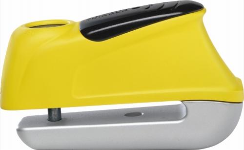 【ABUS[アバス アブス]】 アラームディスクロック 345 Trigger Alarm yellow トリガーアラーム 345[Trigger Alarm 345] キャッシュレス5%還元