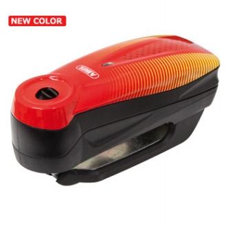 【セール特価】バイク 防犯【ABUS[アバス アブス]】 アラームディスクロック Detecto 7000 RS 1 sonic red[Detecto 7000 RS1]バイク盗難防止 キャッシュレス5%還元