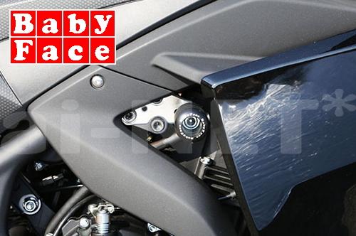 【セール特価】【YZF-R3】YZF-R25 ベビーフェイス Baby Face 【エンジンスライダー】【フレームスライダー】【シティライド】006-SY018Fb