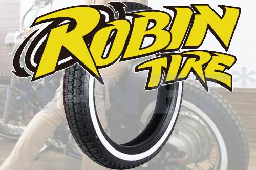 3월 중순 입하 ROBIN TIRE[로빈타이야] 5.00-15 500-15화이트 리본 타이어