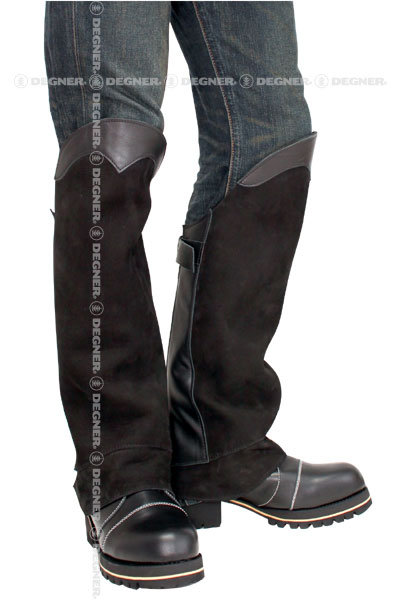 専門店では 【送料無料】【DEGNER[デグナー]】 レザー ブーツ チャップス ブーツ DBC-07A ブラック レザー DBC-07A/Mサイズ, ミトモ:4f058023 --- supercanaltv.zonalivresh.dominiotemporario.com
