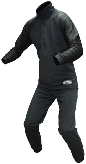 【送料無料】【DEGNER[デグナー]】 インナースーツ ウィンター INW-2P-3 Lサイズ