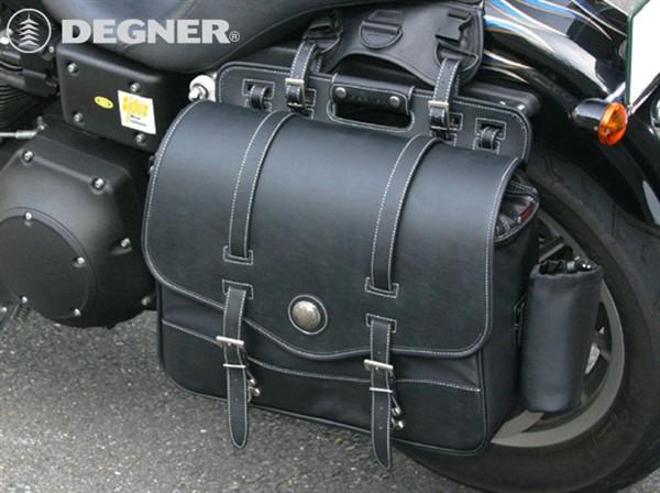 【送料無料】【DEGNER[デグナー]】 ナイロン サドル バッグ ボトルホルダー付キ NB-10 キャッシュレス5%還元