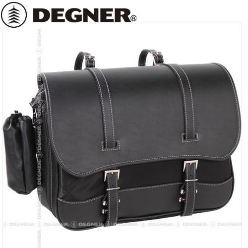 【送料無料】 【DEGNER】 デグナー NB-42 アジャスターナイロンサドルバッグ 最大26L