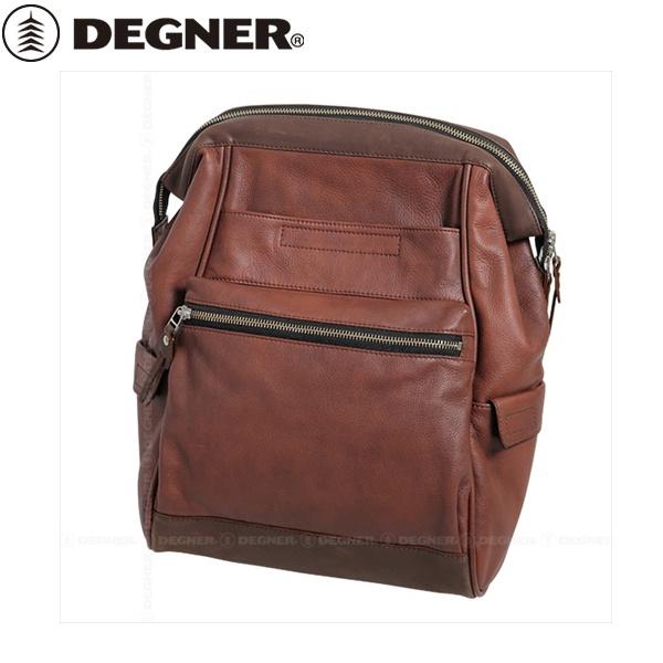 【送料無料】 【DEGNER】 デグナー SB-79 レザーサドルバッグ ブラウン 13L