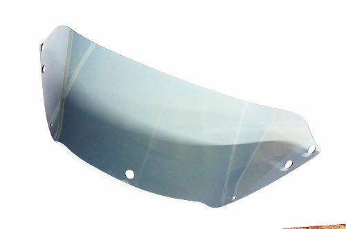 スクリーン フュージョン FUSION ヘリックス HELIX 全年式対応 1着でも送料無料 外装パーツ オリジナル HONDA ホンダ ショートスクリーン スモーク ウインドシールド スクリーンバイザー ウインドスクリーン 16.5センチ あす楽 MF02 開催 モール付き スーパーセール aiNET製