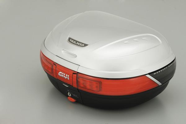 【セール特価】【送料無料】【GIVI[ジビ]】 リアボックス バイク用 ボックス モノキーケース E52G730F シルバー(銀)【68062】 キャッシュレス5%還元