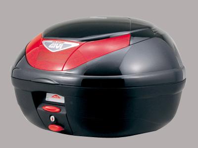 【送料無料】【GIVI[ジビ]】 リアボックス バイク用 ボックス モノロックケース E350N901D FLOW PBK【68043】