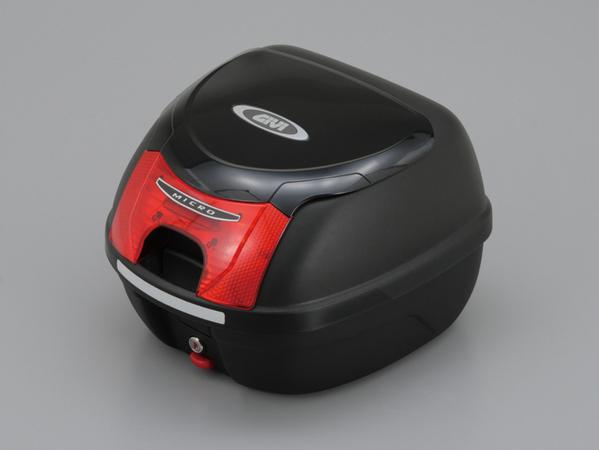 【セール特価】【GIVI[ジビ]】 リアボックス バイク用 ボックス モノロックケース E26X ブラック(黒)【74504】