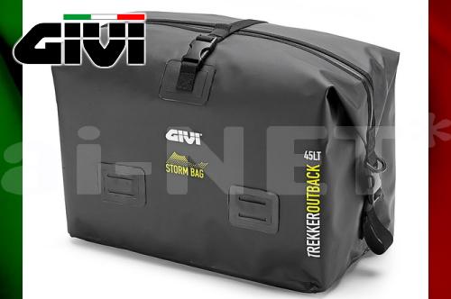 【GIVI[ジビ]】 アウトバック サイドケース OBK48 用 T507 防水インナーバッグ (90761) サイドボックス パニアケース キャッシュレス5%還元