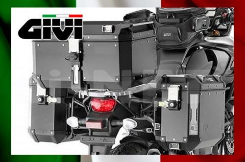 【送料無料】【GIVI[ジビ]】 PL3105CAM CAMパニアホルダーSUZUKI Vストローム100ABS(14)(91685) V-STROM サイドケースステー サイドボックスステー キャッシュレス5%還元
