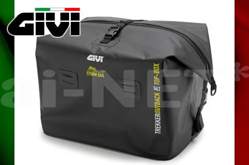 【GIVI[ジビ]】 アウトバック モノキートップケース OBK58 用 T512 防水インナーバッグ (92315) トップケース リアボックス キャッシュレス5%還元