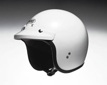 【SHOEI】 ティージェイ-72 63cm オープンフェイスヘルメット ショウエイ TJ-72