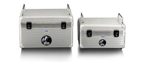 【セール特価】【HEPCO&BECKER[ヘプコ&ベッカー]】 ALU EXCLUSIV トップケース ボックス TC30 容量:25L[610069-0000]【アルミケース アルミボックス リアボックス】