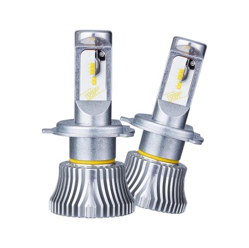 【送料無料】日本製 4輪用 LEDヘッドライト H4 Hi/Lo 【12V用】 4500K SPHERE/スフィアライト RIZING2【SRH4A045】メーカーオプション品