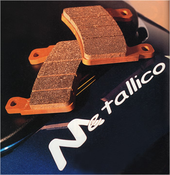 Metallico[メタリカ] ブレーキパッド [7737] [スペック03] キャッシュレス5%還元