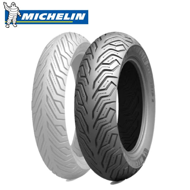 MICHELIN(ミシュラン) CITY GRIP2 100/80-16 シティグリップ2 (714750) バイク タイヤ フロントタイヤ リアタイヤ 兼用 あす楽対応