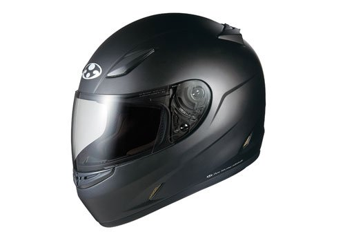 送料無料 フルフェイス ヘルメット (オージーケーカブト) FF-R3 FF-RIII フラットブラック XLサイズ バイクヘルメット OGK KABUTO