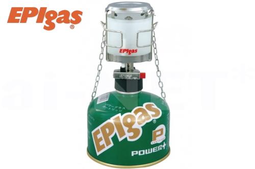 【日本製】EPIgas[EPIガス] SBランタンオート 【L-2008】ガス式ランタン【キャンプ アウトドア フィッシング】
