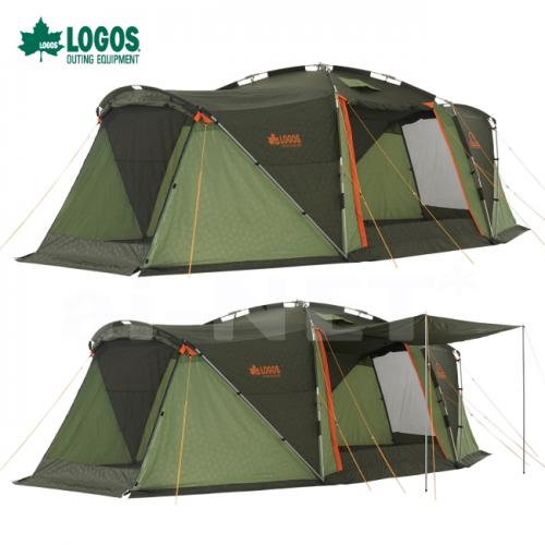 LOGOS/ロゴス スペースベース ドックスクリーン-Nワンタッチテント 簡単設営 キャンプ